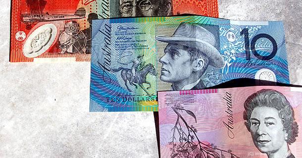 オーストラリアの通貨・両替・チップ