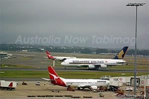 オーストラリア国内最大の空港・シドニー空港