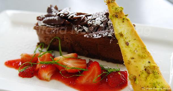 オーストラリアのレストラン 予約と注文