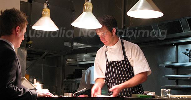 オーストラリアのトップレストラン 2010