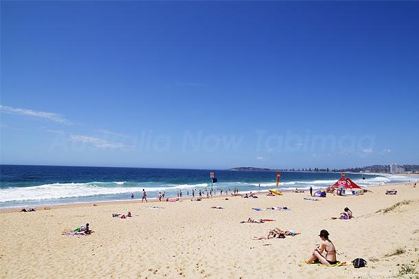いきなり夏がやって来た!シドニーのビーチへGO!! 2010年11月13日