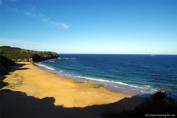 誰もいない…秘密のビーチ 2010年11月22日