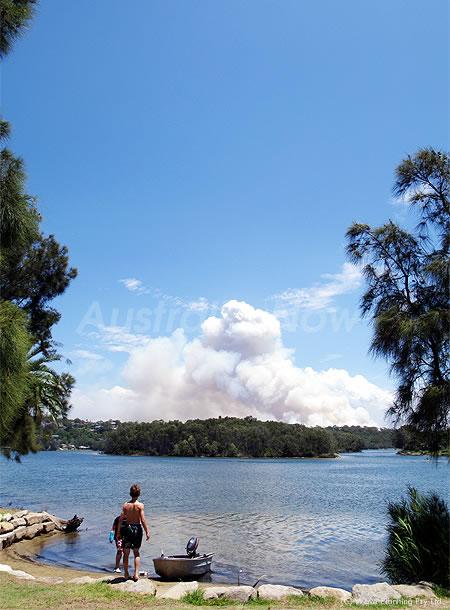火山爆発!?  2010年11月27日