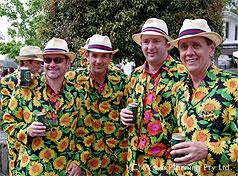 オージーが楽しみにしている春のお祭りメルボルンカップ