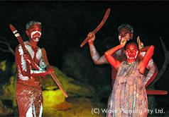 オーストラリア先住民族アボリジニ