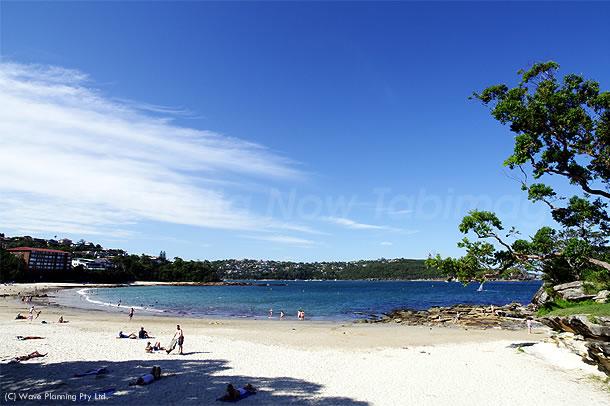 シドニーの金曜日、昼下がりのバルモラルビーチ 2011年1月21日