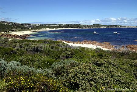 美しい自然が広がるオーストラリア南西部