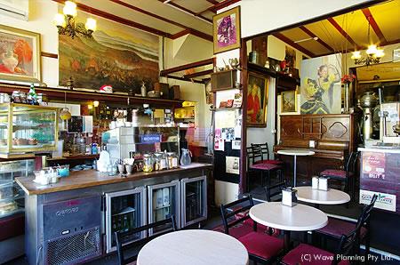 シドニーのカフェ: カフェ・ヘルナンデス