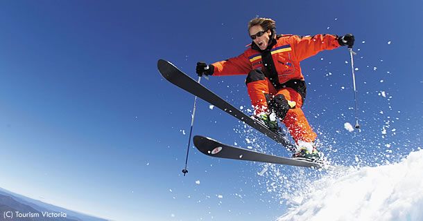 スケールが桁違い!オーストラリアのスキー場