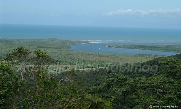 ケープトリビュレーション―世界最古の熱帯雨林に大自然のパワーをもらう :ケアンズの旅