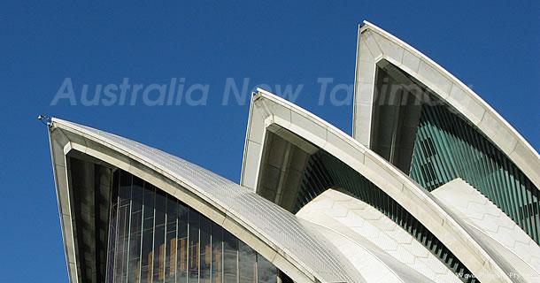 【オーストラリアの世界遺産】シドニー・オペラハウス