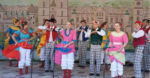 ポーリッシュ・フェスティバル ポーランド系移民のお祭り@メルボルン