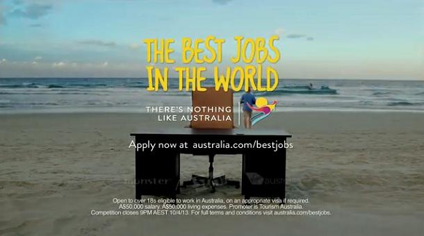 ベスト・ジョブ・イン・ザ・ワールド ~世界最高の仕事 best job in the world