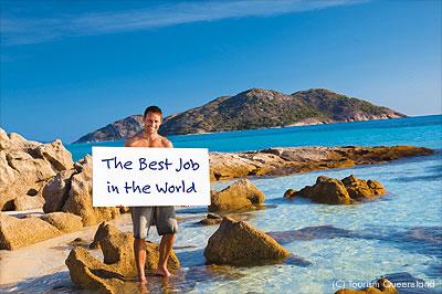 ベスト・ジョブ・イン・ザ・ワールド2009 best job in the world