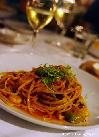 シドニーで本場のイタリアン・グルメ -カフェ&レストラン :シドニーの旅