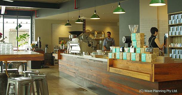 コーヒーカッピング無料体験 @メルボルン マーケットレーンコーヒー