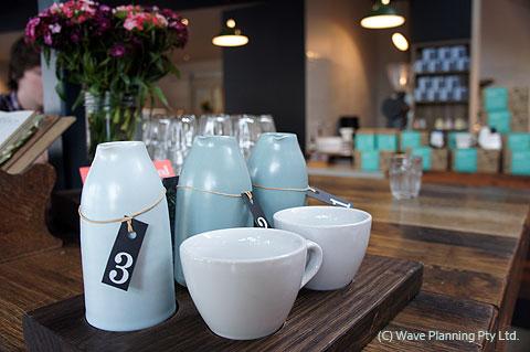 3種類のコーヒーのテイスティングできるお得なセット