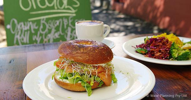 シドニーでイチオシのオーガニック・カフェ