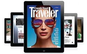 欧米で人気の旅行雑誌「コンデナストトラベラー」