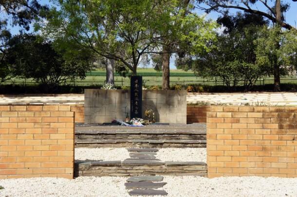 カウラ日本人墓地