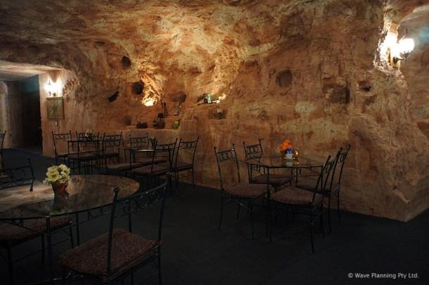 地下カフェで朝食を!コンフォート・インのブレックファスト・ルーム