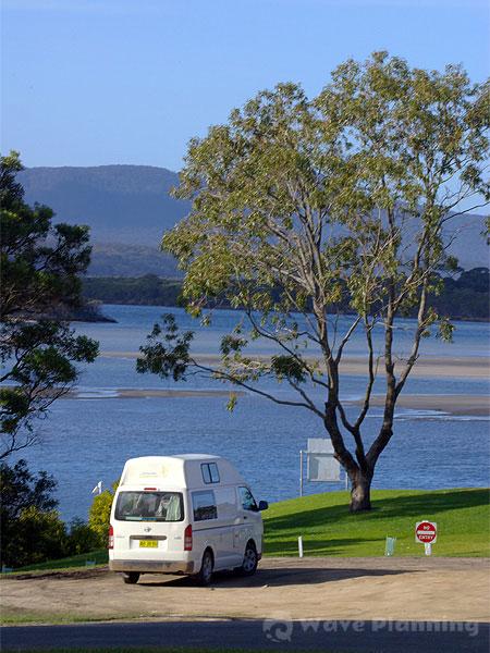 キャンピングカーで旅するオーストラリア