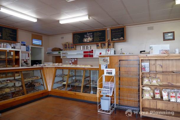 薪オーブンのパン屋さんとしては、オーストラリア国内最古級のエイベックス・ベーカリー