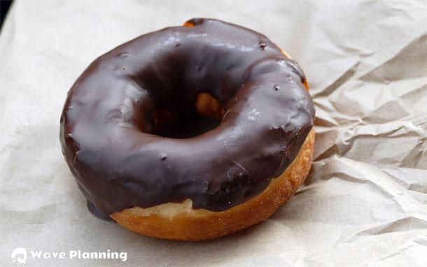 バロッサバレーの老舗パン屋がつくる絶品ドーナツ