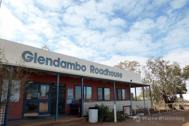 グレンダンボのロードハウス