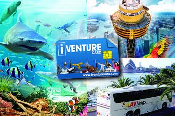 シドニー観光がお得に楽しめる「アイベンチャー・カード」
