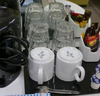 コーヒー&ティー・セット