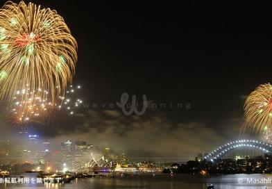 シドニーで真夏のクリスマス&年越し!~家族で楽しめる無料イベント