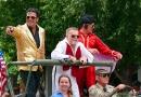 田舎のプレスリーがいっぱい?パークス・エルビス・フェスティバル 抱腹絶倒のパレードとお祭りの謎 Part2