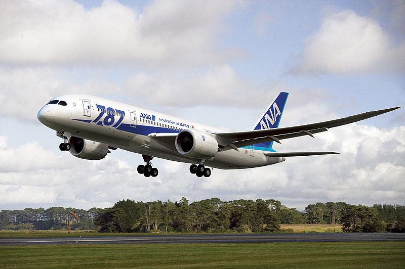ANA ボーイング 787-8