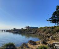 カンガルー島キングスコートの桟橋(2020/1/30撮影)