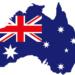 オーストラリアの概要と地図